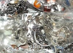Silver Jewelery Sale, about 80 items, 15thous. Usd