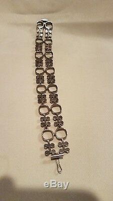 Silver Jorma Laine Finland Bracelet
