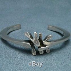Sterling Denmark Andreas Mikkelsen Modernist Bracelet Georg Jensen Design