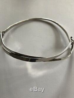 Tone Vigeland Norway Designs Neck Ring Sterling Silver Norwegian