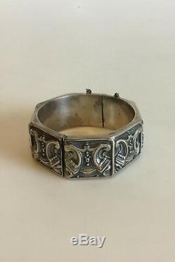 Topazio Silver Bracelet