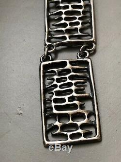 Unn Tangerud for David Andersen Sterling Silver Necklace Norway Norwegian