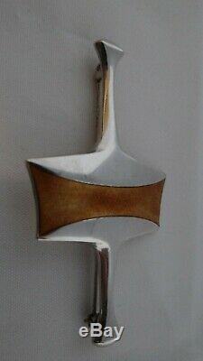 Vintage David Andersen By Björn Sigurd Ostern Troll Series Silver Bird Sterling