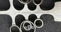Vintage David Andersen Sterling Silver 925s Pendant Norway
