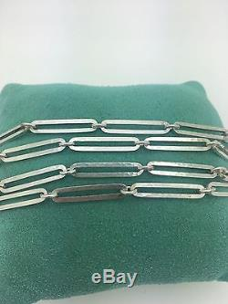 Vintage GEORG JENSEN Sterling silver necklace RARE