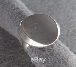 Vintage Georg Jensen #107 Sterling Silver 925s Ring Denmark