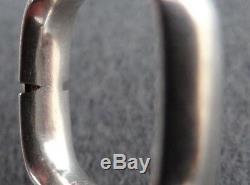 Vintage Georg Jensen #252 Sterling Silver 925s Ring Denmark