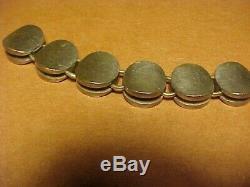 Vintage Georg Jensen Denmark Bracelet No. 124 Nanna Ditzel