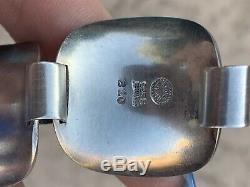 Vintage Original GEORG JENSEN Denmark STERLING Silver BRACELET 210