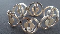 Vintage Silver Bracelet Sweden