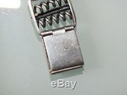 Vintage Wilens Skønvirke Denmark Silver Sterling Bracelet 32 gr