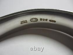 XFINE Georg Jensen Sterling Silver Mobius Bracelet No. 206 By Vivianna Torun-NR
